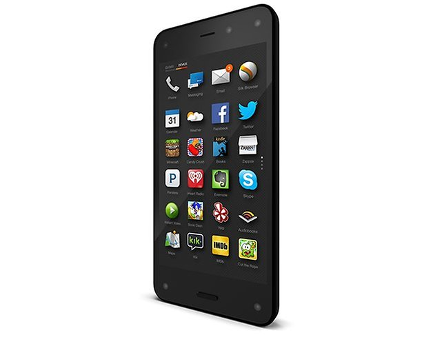 FirePhone Amazon smartphone