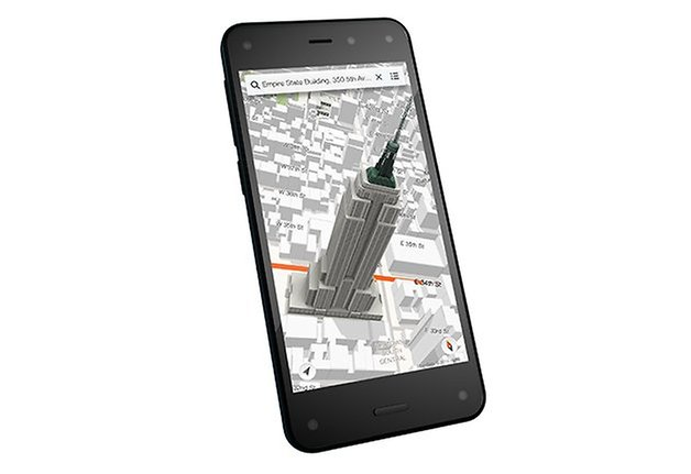 FirePhone Maps Landmark