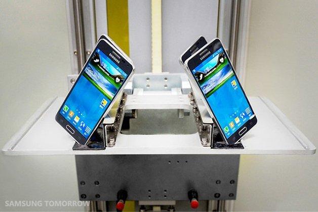 Galaxy Alpha QA Teste Samsung Tomorrow