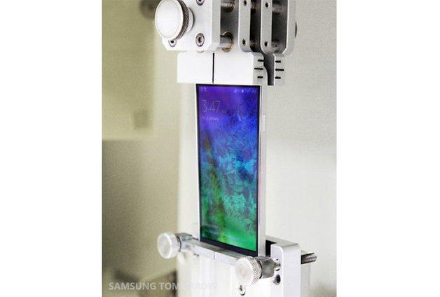 samsung galaxy alpha, construção, metal, smartphone