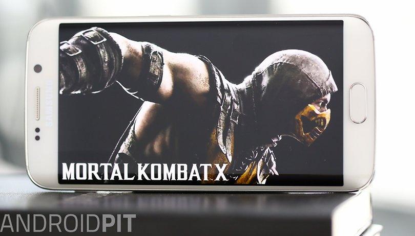 Teste do Mortal Kombat X: um bom jogo de celular
