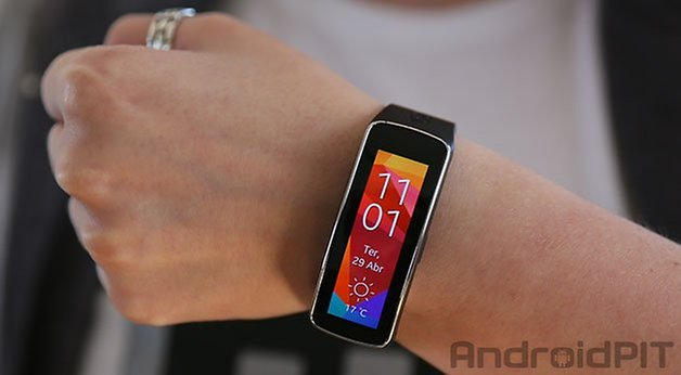 Gear fit samsung