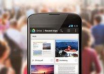 Material Design: Google Docs, Präsentationen und Tabellen im Look von Android L