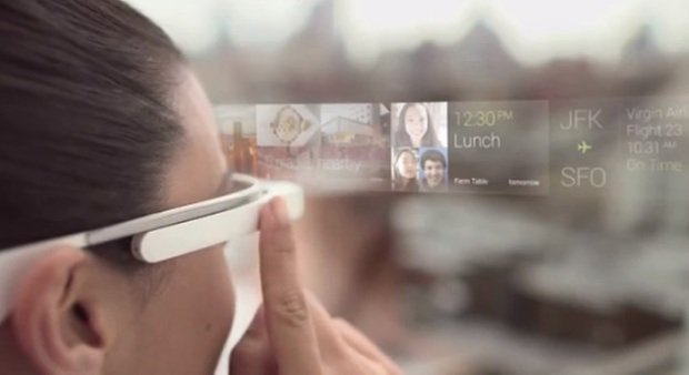 Google Glass video