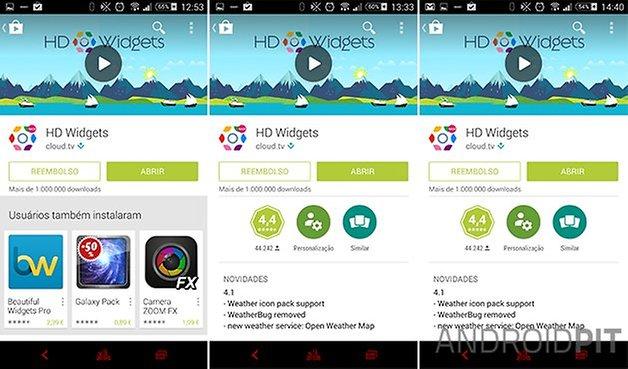 Google play app reembolso