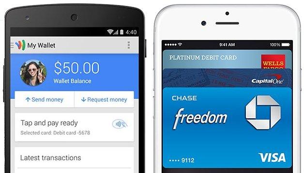 Google Wallet vs. Apple Pay: O que você precisa saber