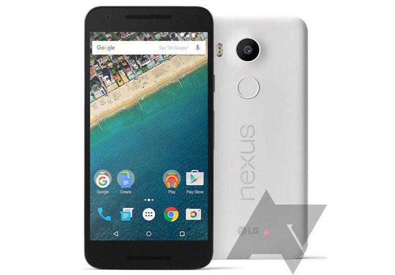 Nexus 5x altofalante
