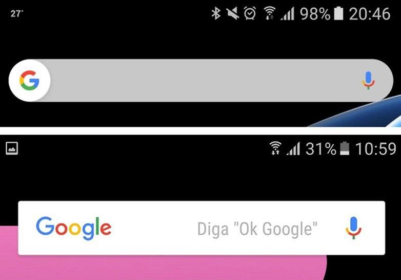 google barra busca
