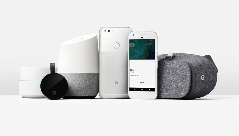 Muito além do Pixel: saiba o que o Google apresentou nesta semana
