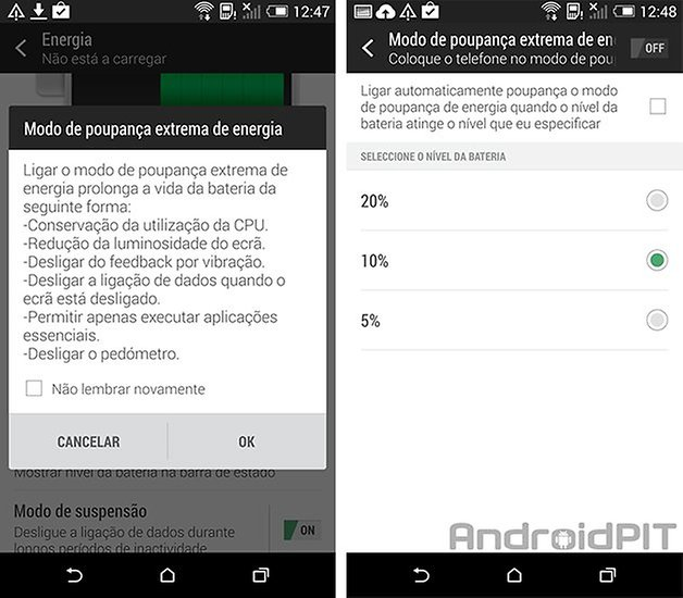 HTC One M8 bateria