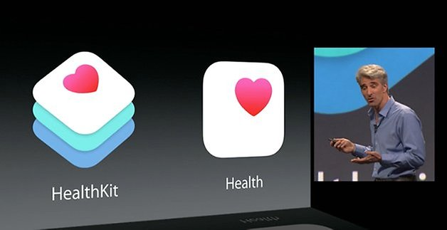 Healthkit health ios 8