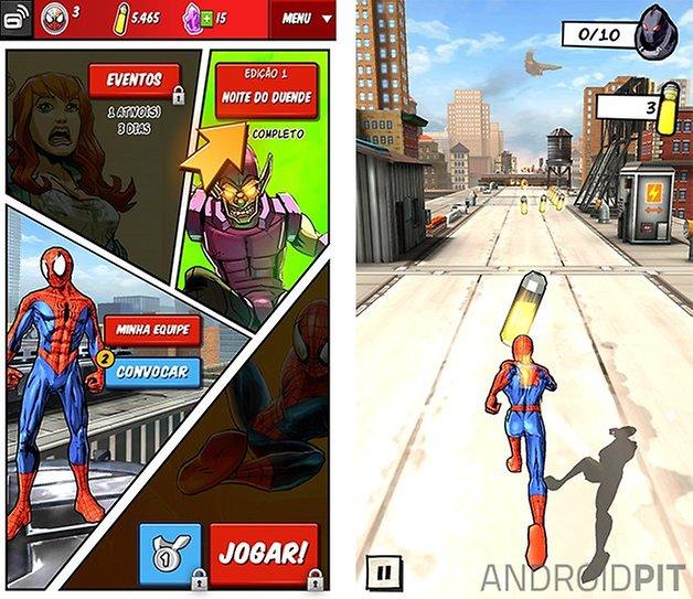 Homem aranha game play store