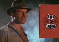 Desperte o Indiana Jones em você com o Livro dos Enigmas para Android