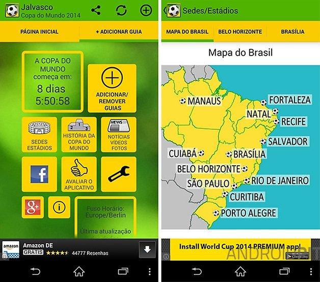 Jalvasco copa do mundo app