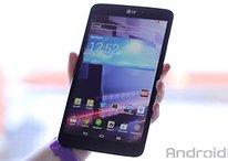 LG G Pad 8.3 em teste: o novo hit da LG!