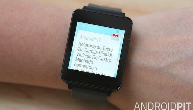 Review do LG G Watch: o smartwatch que mais parece um protótipo!