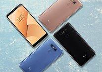 Sem mudanças significativas no hardware, LG lança a versão Plus do LG G6