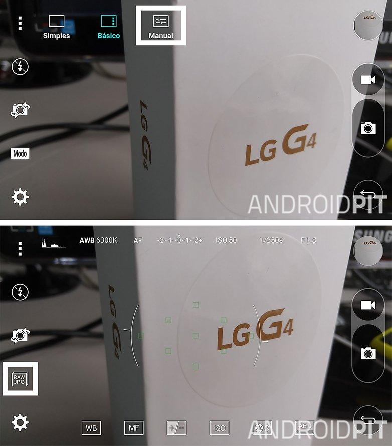 camera raw lg g4