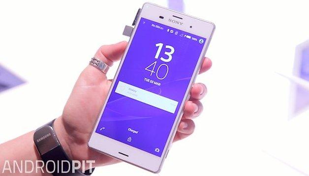 El Sony Xperia Z3 ya corre Android Lollipop en los terminales del MWC