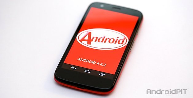 Moto G Android 4 4 2