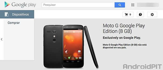 Moto G Play Edition