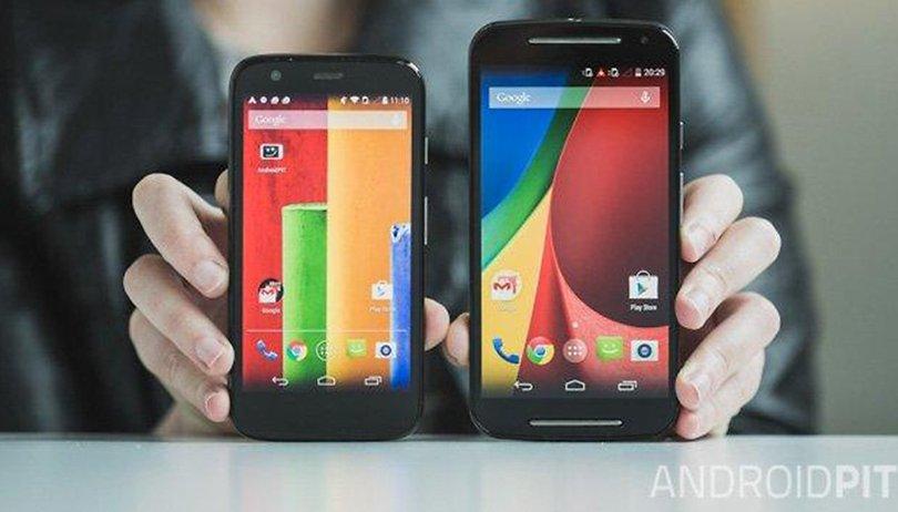 Motorola: a evolução da série Moto G
