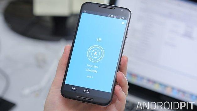 Moto X comandos de voz android