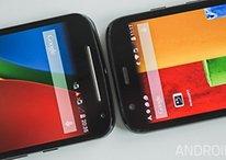 Moto G é o terceiro smartphone Android mais buscado do ano no Google