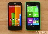 Moto G vs Lumia 630: Com qual smartphone você deve ficar?