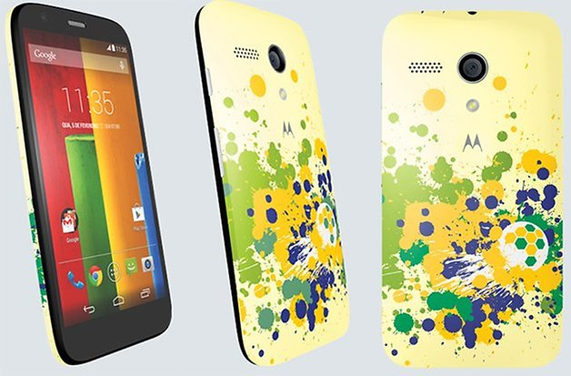 Motorola brasil edicao limitada