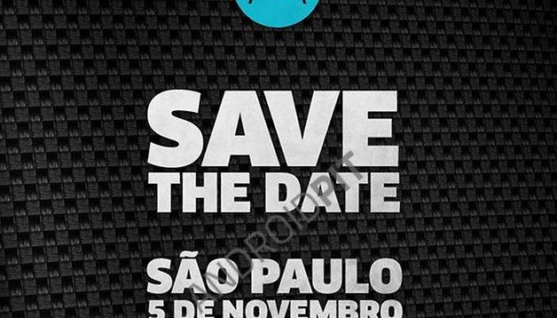 Motorola agenda evento para o dia 5 de novembro: Nexus 6 ou DROID Turbo?