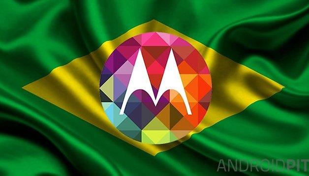 De quanto tempo a Motorola precisa para dominar o mercado brasileiro?