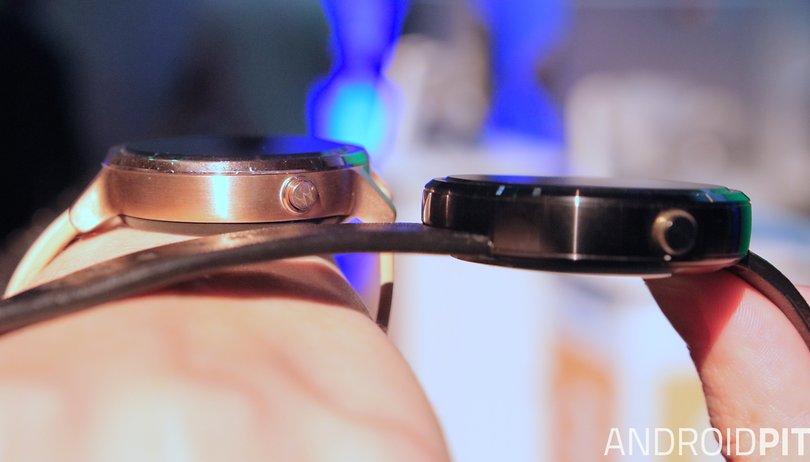 Moto 360 2015 vs Moto 360: más que un salto generacional