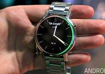 Moto 360 (2015) im Test: Die etwas bessere Motorola-Smartwatch