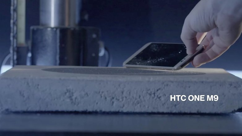 htc one m9 teste queda moto x force