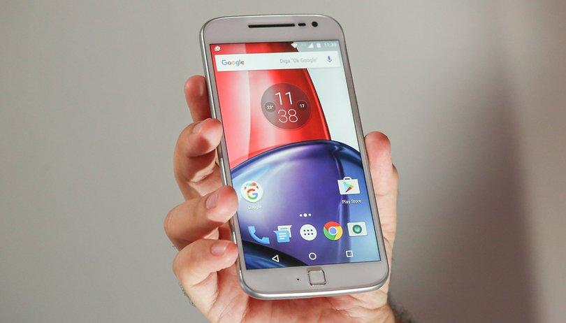 Una foto svela il design del Moto G5