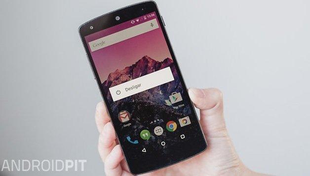 Android 5.0 Lollipop: Sistema operacional perde funções do botão de energia