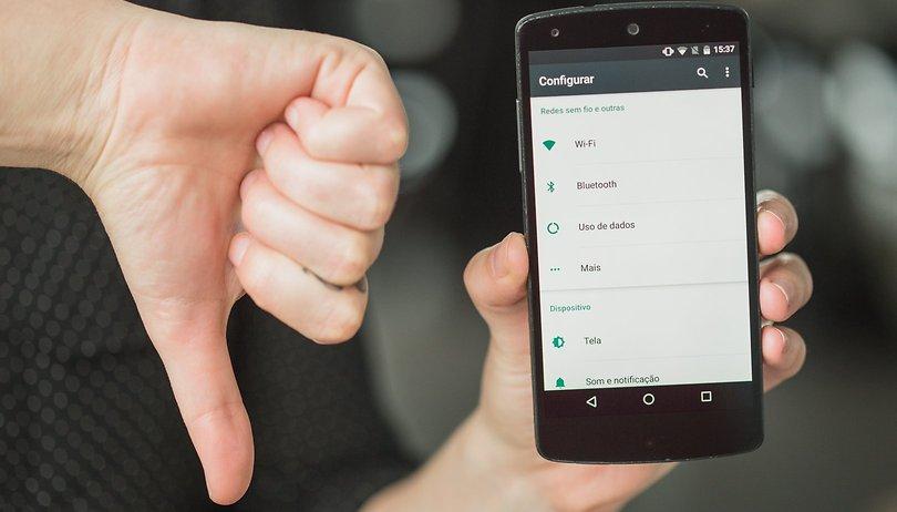 Marshmallow não oferece Dark Theme, mas isso não significa o fim do tema escuro no Android!