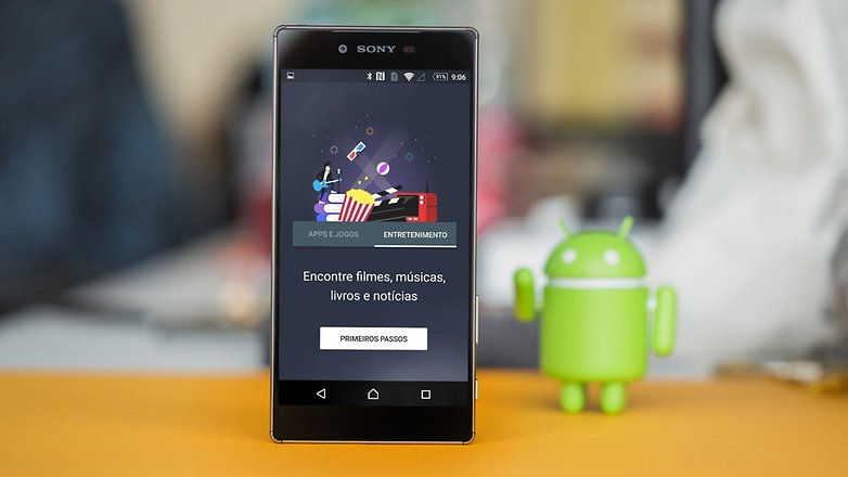 Androidpit Xperia Z5 Premium google play store