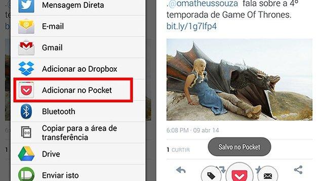Pocket atualiza e traz versão em português - ler conteúdo offline ficou ainda mais fácil!