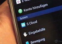 Samsung debuta S Cloud no Galaxy Note II