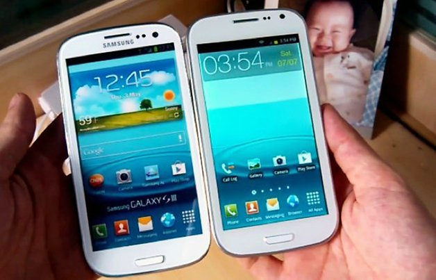 Samsung Galaxy S4 falso