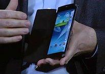 Samsung apresenta tela flexível OLED para smartphones