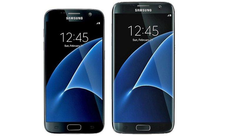 Comment télécharger les fonds d'écran du Samsung Galaxy S7 ?