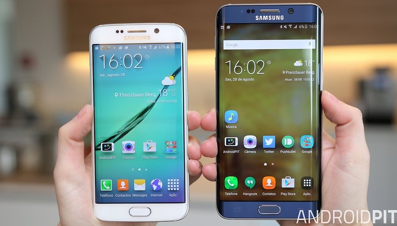 Test comparatif : Galaxy S7 edge vs Galaxy S6 edge