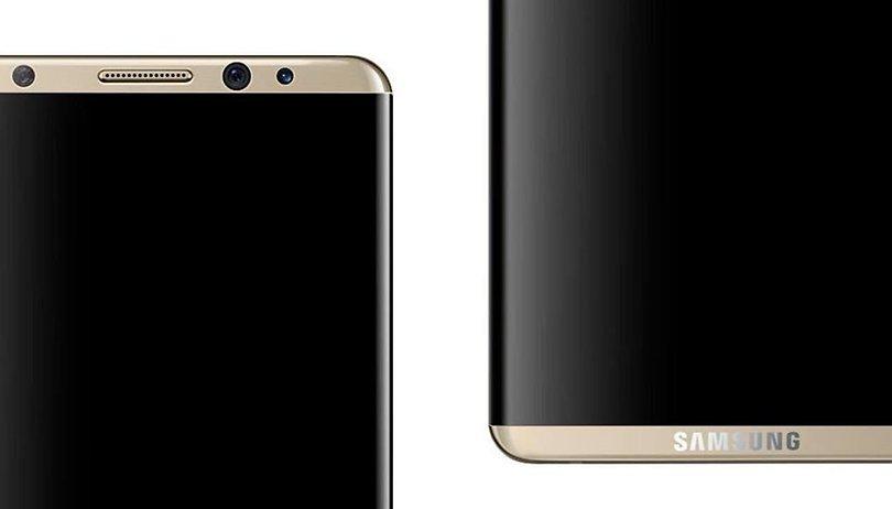 Suposta primeira imagem do Galaxy S8 vaza na rede e gera desconfiança