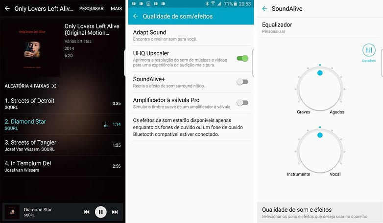 equalizador s6 edge plus