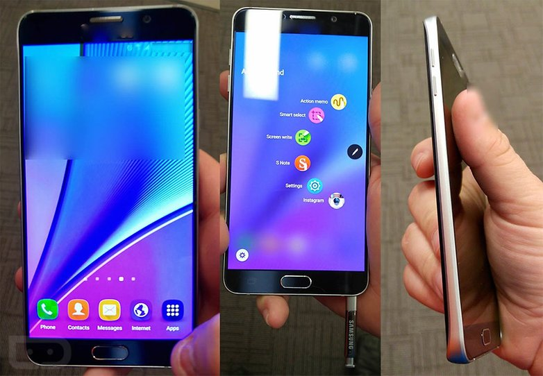 galaxy note 5 droid life rumors
