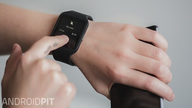 Sony smartwatch 3 review configuracoes