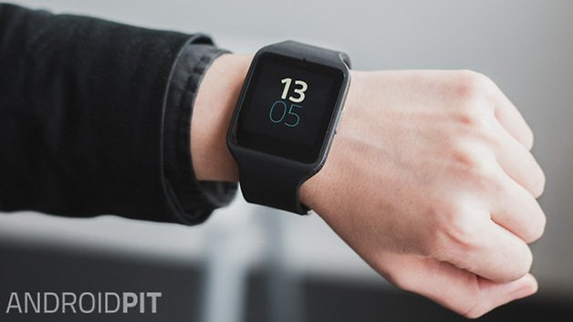Sony smartwatch 3 review display